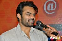 Sai Dharam Tej At Sunrisers Hyderabad Jersey Launch (13)