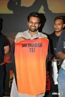 Sai Dharam Tej At Sunrisers Hyderabad Jersey Launch (21)