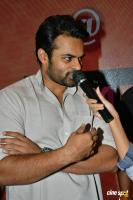 Sai Dharam Tej At Sunrisers Hyderabad Jersey Launch (22)