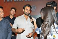 Sai Dharam Tej At Sunrisers Hyderabad Jersey Launch (23)