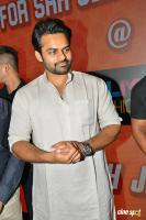 Sai Dharam Tej At Sunrisers Hyderabad Jersey Launch (24)