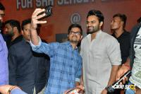 Sai Dharam Tej At Sunrisers Hyderabad Jersey Launch (26)