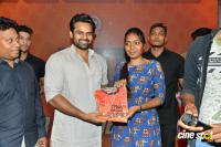 Sai Dharam Tej At Sunrisers Hyderabad Jersey Launch (27)