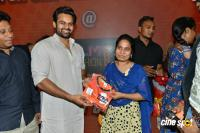 Sai Dharam Tej At Sunrisers Hyderabad Jersey Launch (28)