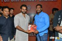 Sai Dharam Tej At Sunrisers Hyderabad Jersey Launch (29)