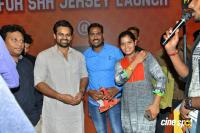 Sai Dharam Tej At Sunrisers Hyderabad Jersey Launch (30)