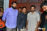 Sai Dharam Tej At Sunrisers Hyderabad Jersey Launch (31)