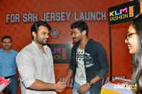 Sai Dharam Tej At Sunrisers Hyderabad Jersey Launch (6)