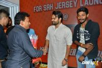 Sai Dharam Tej At Sunrisers Hyderabad Jersey Launch (7)