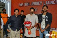 Sai Dharam Tej At Sunrisers Hyderabad Jersey Launch (8)