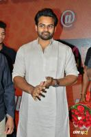 Sai Dharam Tej At Sunrisers Hyderabad Jersey Launch (9)