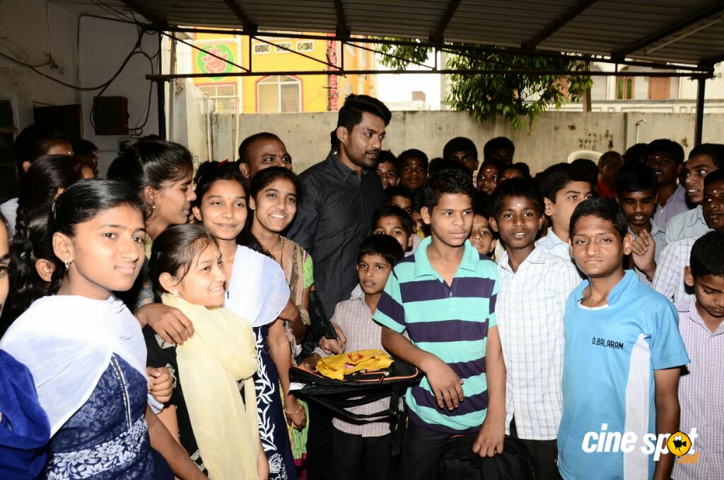 MLA Team Visits Kesava Trust Orphanage (12)