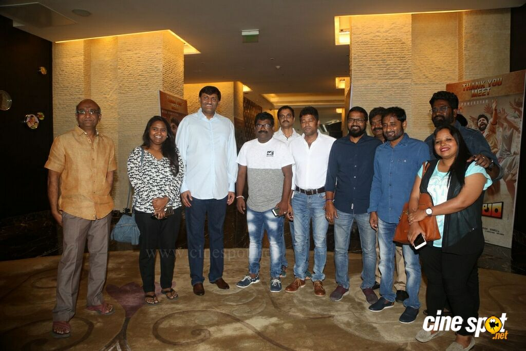 Rangasthalam Thank You Meet (5)