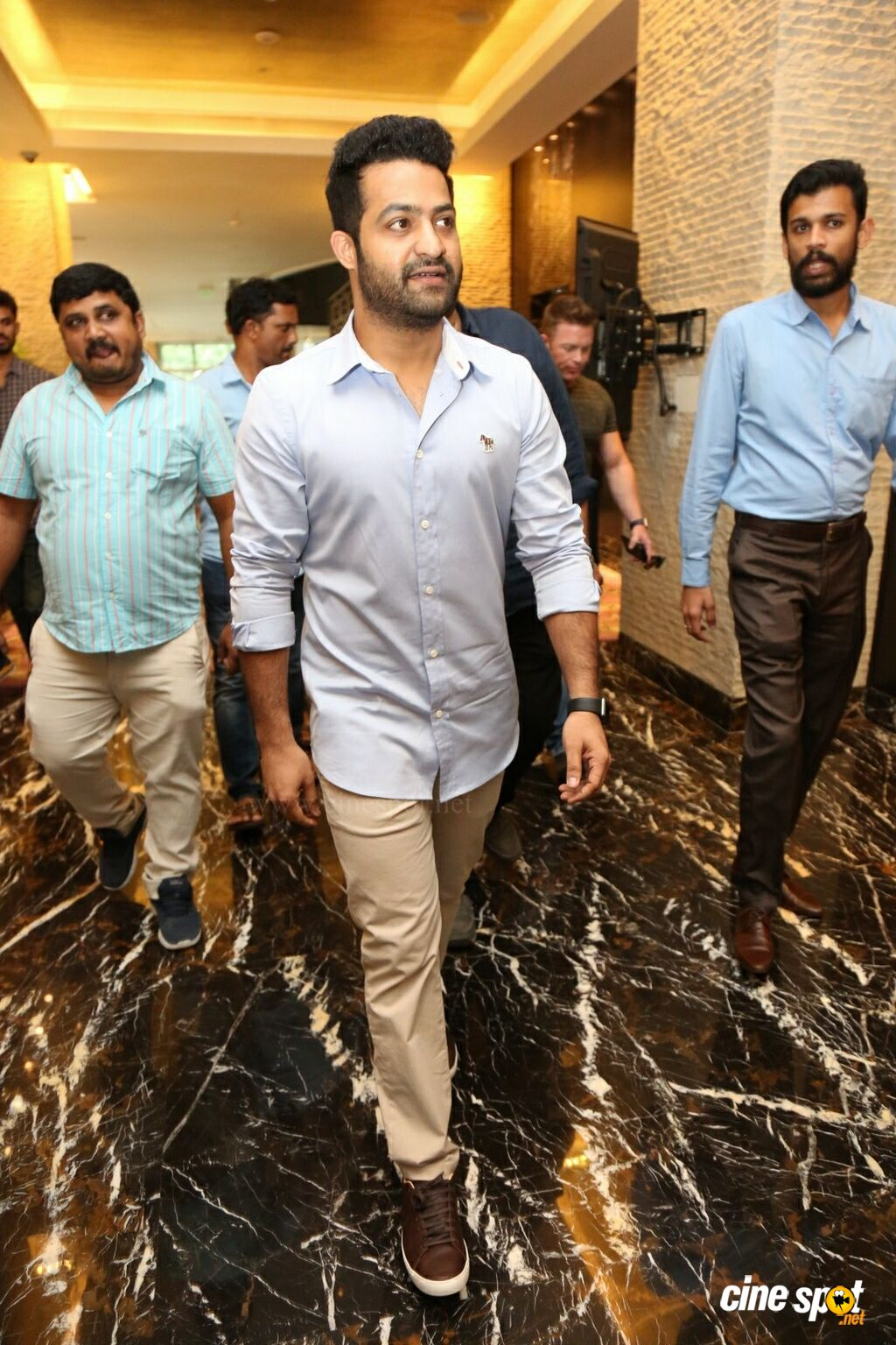 Jr NTR As Brand Ambassador For VIVO IPL 2018 (4)