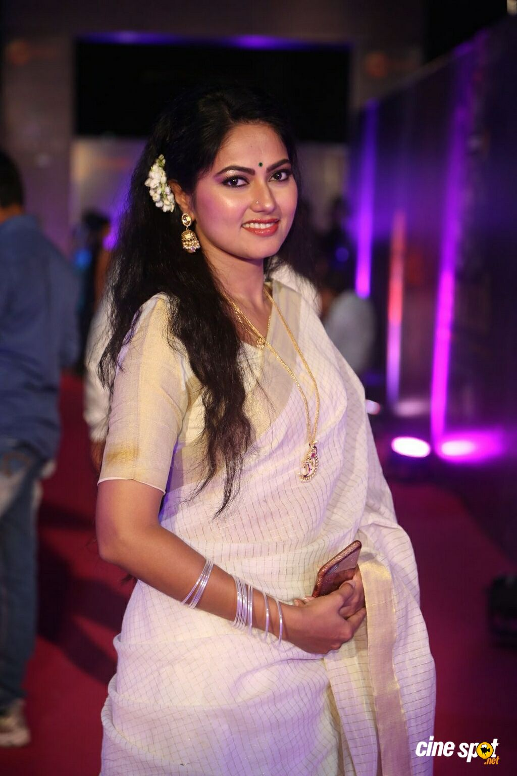 Suhasini at Zee Telugu Apsara Awards 2018 (12)