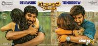 Krishnarjuna Yudham Releasing Tomorrow Poster