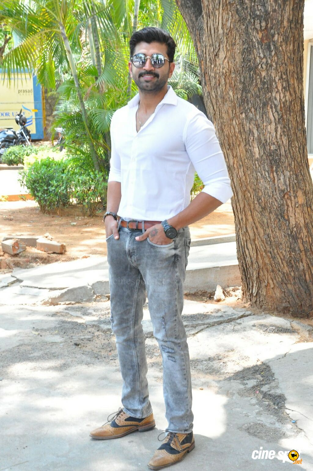 Arun Vijay at Crime 23 Trailer Launch (6)