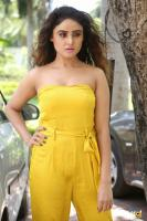 Sony Charishta at Mela Movie Teasar Launch (8)