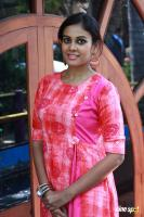 Chandini Tamilarasan at Aila Movie Pooja (3)