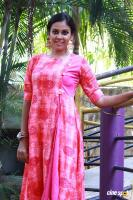 Chandini Tamilarasan at Aila Movie Pooja (5)