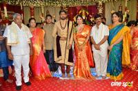 Boyapati Srinu Brother Daughter Tejaswini Weds Midhun Photos