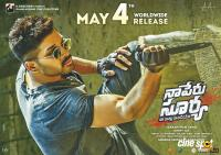 Naa Peru Surya May 4th Release Posters (2)