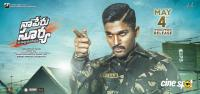 Naa Peru Surya May 4th Release Posters (3)