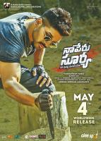 Naa Peru Surya May 4th Release Posters (7)