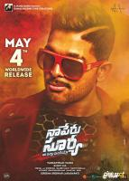 Naa Peru Surya May 4th Release Posters (8)