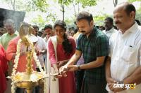 Kunchacko Boban And Nimisha Sajayan Movie Pooja Photos