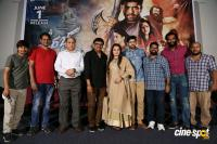 Sharabha Date Announcement Press Meet Photos