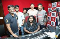 Sammohanam First Single Released At Red FM Photos