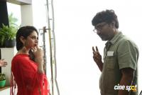 Sammohanam First Song Working Stills (13)