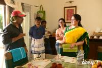 Sammohanam First Song Working Stills (3)
