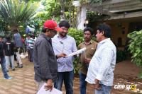 Sammohanam First Song Working Stills (4)