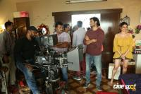 Sammohanam First Song Working Stills (7)