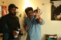 Sammohanam First Song Working Stills (8)