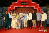 Allu Aravind Family Felicitates Mahanati Team Photos