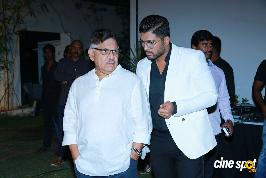 Allu Aravind Felicitation To Mahanati Team (7)