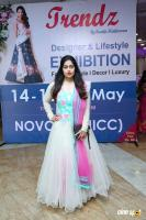 Jhanvi Bajaj Inaugurates Trendz Expo At HICC (17)