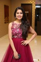 Amritha Aiyer at Kaasi Movie Pre Release Event (3)