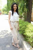 Neha Shetty at Mehbooba Thank You Meet (1)