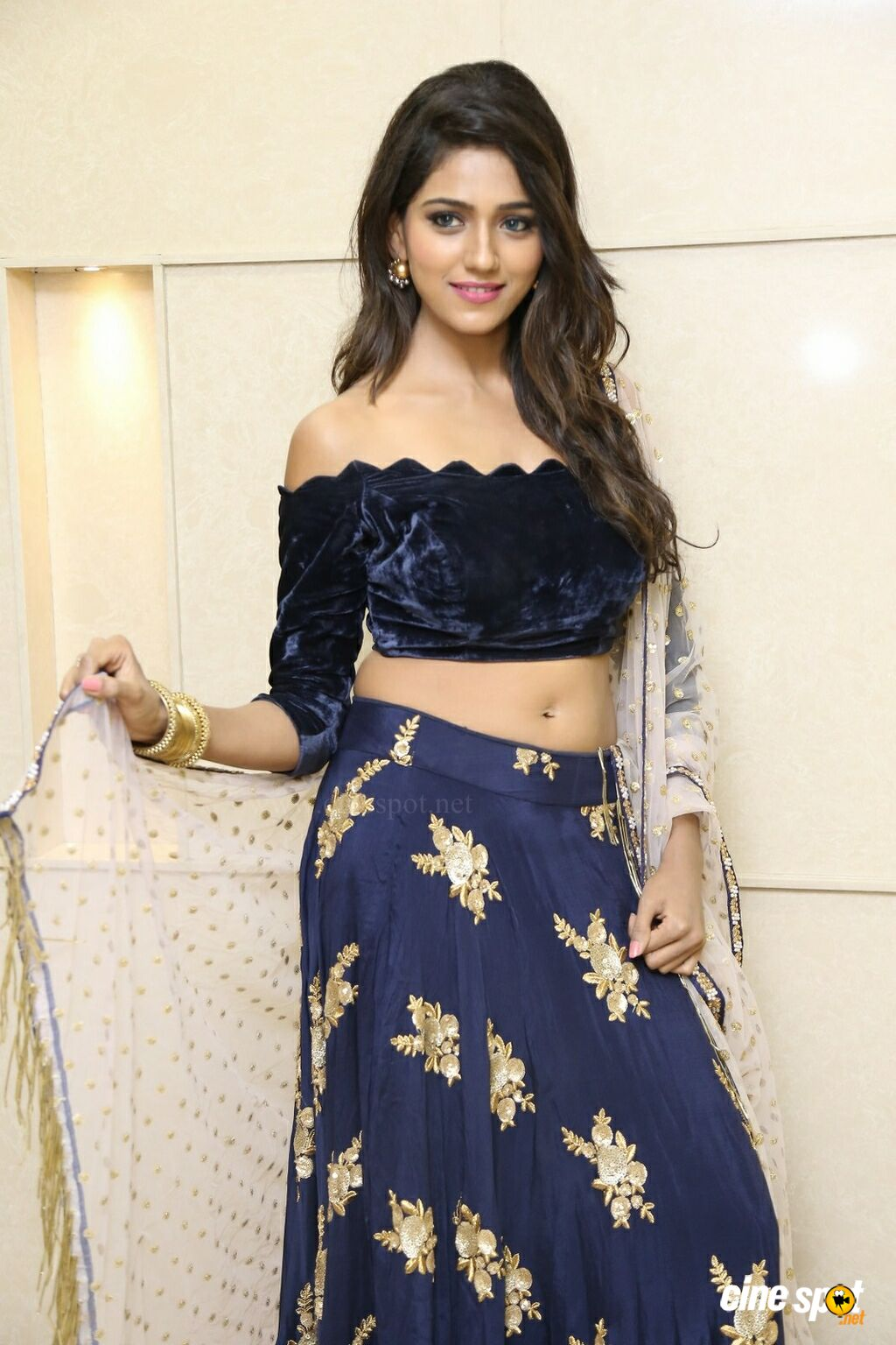 Shalu Chourasiya at Pellante Movie Opening (4)
