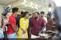 Oru Adaar Love Team At Food Fest Manorama (11)