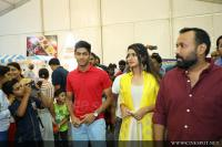 Oru Adaar Love Team At Food Fest Manorama (12)