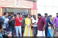 Oru Adaar Love Team At Food Fest Manorama (16)