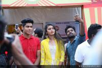 Oru Adaar Love Team At Food Fest Manorama (17)