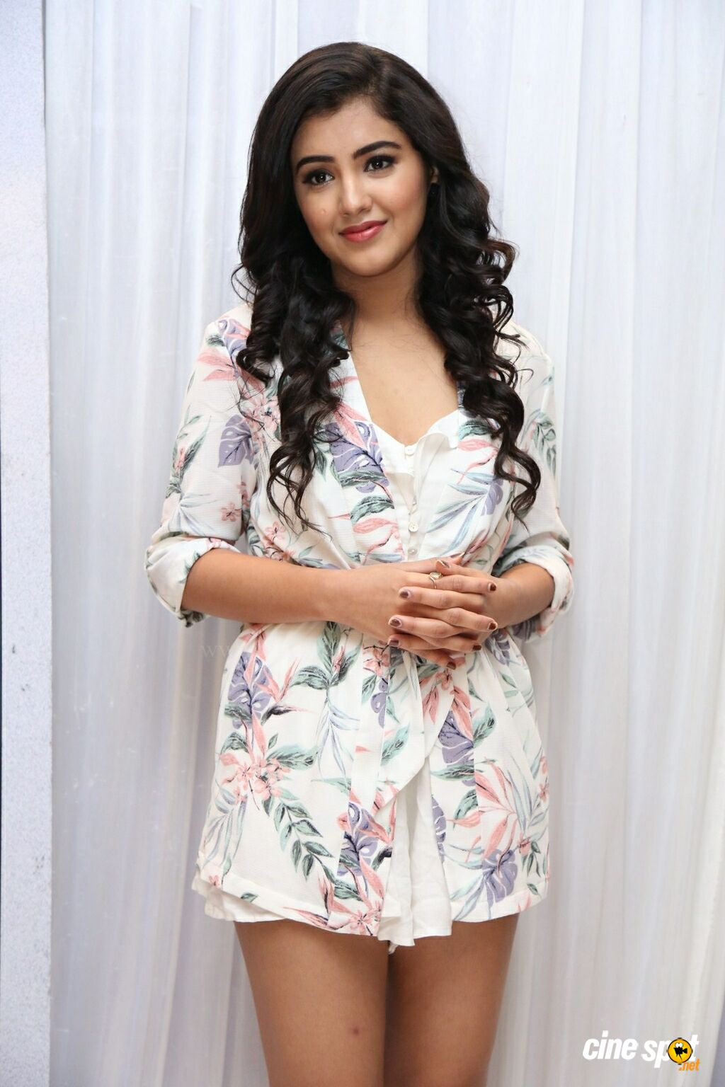 Malvika Sharma at Nela Ticket Press Meet (5)