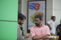 Abrahaminte Santhathikal On Location (11)