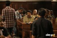 Abrahaminte Santhathikal On Location (17)